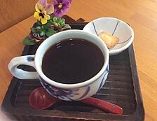 コーヒー 420円